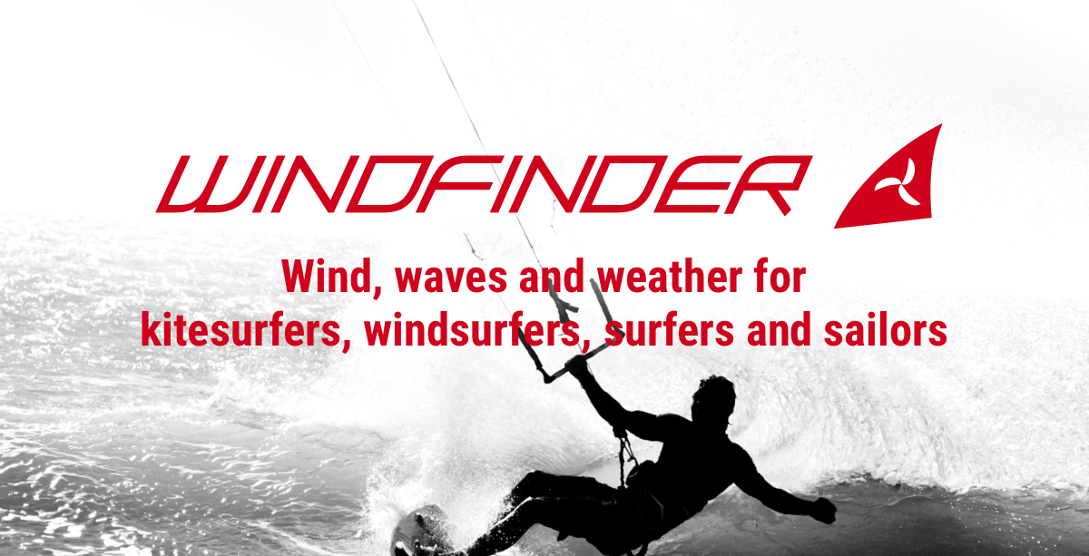Windfinder Apps for iOS and Android - Windfinder